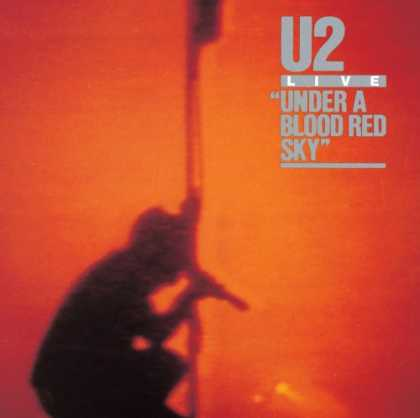 Bestselling Music (2008) - Under a Blood Red Sky - Deluxe Edition CD/DVD by u2