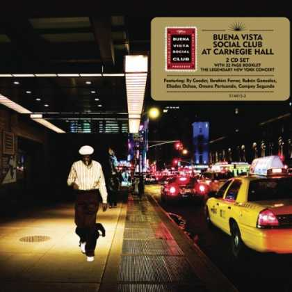 Bestselling Music (2008) - Buena Vista Social Club At Carnegie Hall(2 CD) by Buena Vista Social Club