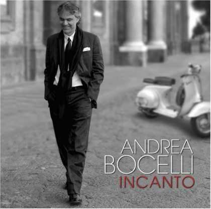 Bestselling Music (2008) - Incanto by Andrea Bocelli