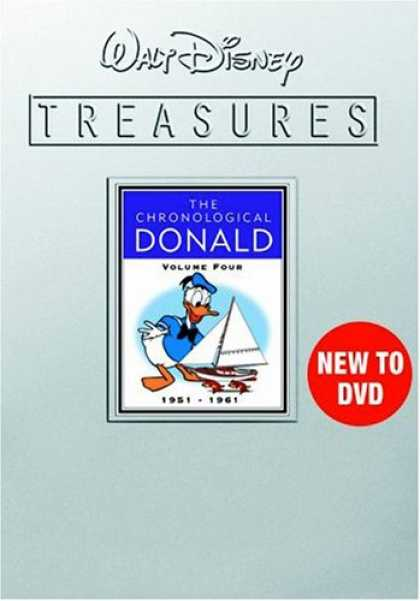 Bestselling Music (2008) - Walt Disney Treasures: The Chronological Donald, Vol. 4 - 1951-1961 (Collector's