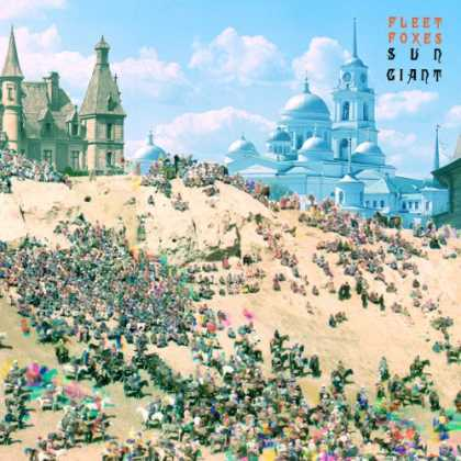 Bestselling Music (2008) - Sun Giant EP by Fleet Foxes