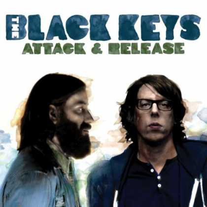 Bestselling Music (2008) - Attack and Release by The Black Keys