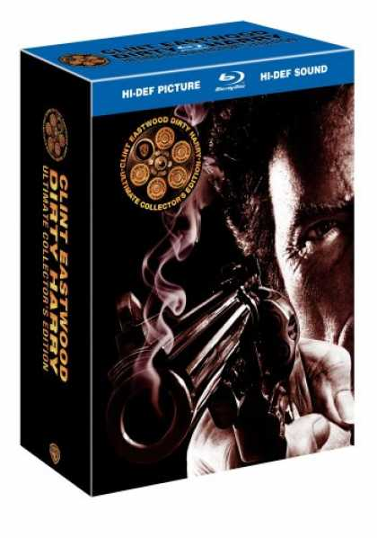 Bestselling Music (2008) - Dirty Harry Ultimate Collector's Edition [Blu-ray]