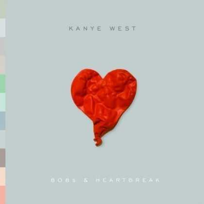 Bestselling Music (2008) - 808s & Heartbreak by Kanye West