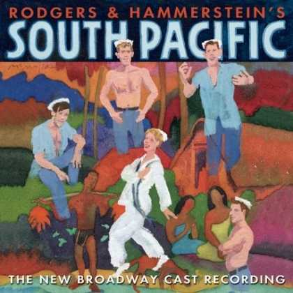 Bestselling Music (2008) - Rodgers and Hammerstein's South Pacific (The New Broadway Cast)