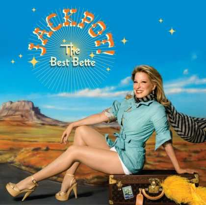 Bestselling Music (2008) - Jackpot - The Best Bette ( Amazon Exclusive Bonus Track) by Bette Midler