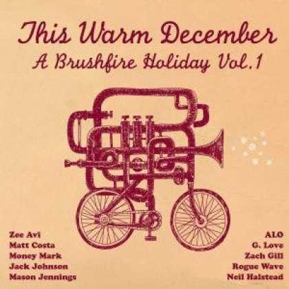 Bestselling Music (2008) - This Warm December: A Brushfire Holiday Vol. 1 by Various
