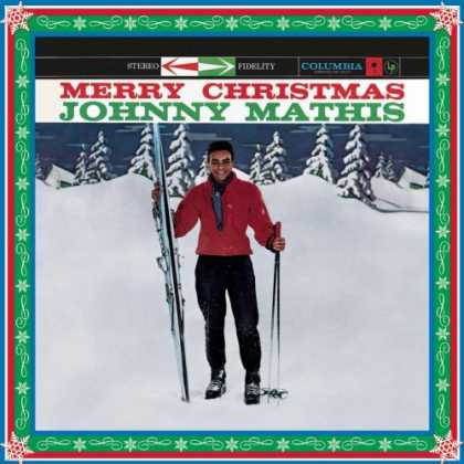 Bestselling Music (2008) - Merry Christmas by Johnny Mathis
