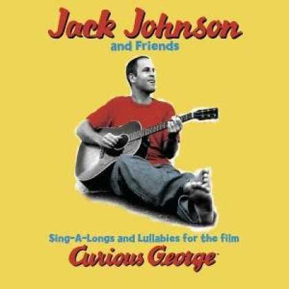 Bestselling Music (2008) - Sing-A-Longs & Lullabies for the Film Curious George (Jack Johnson) by Jack John