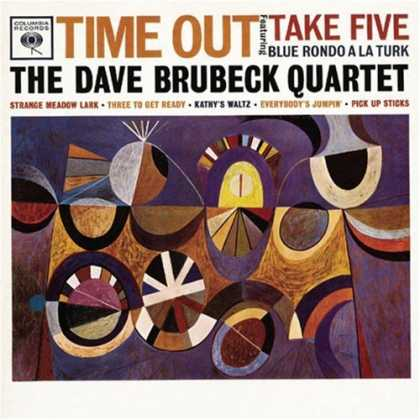 Bestselling Music (2008) - Time Out by The Dave Brubeck Quartet