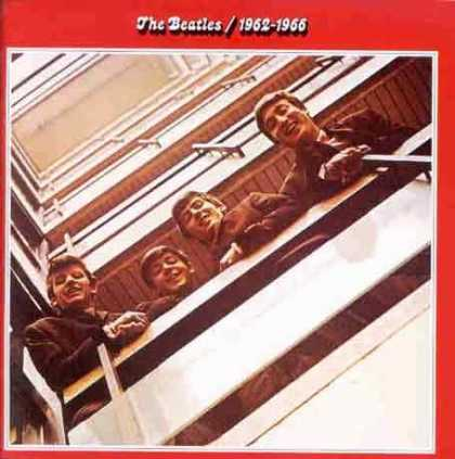 Bestselling Music (2008) - 1962-1966 (The Red Album) by The Beatles