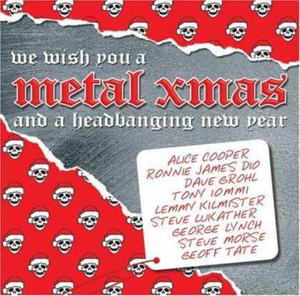 Bestselling Music (2008) - We Wish You a Metal Xmas...and a Headbanging New Year by Various Artists
