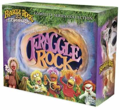 Bestselling Music (2008) - Fraggle Rock: The Complete Series Collection