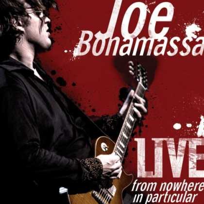 Bestselling Music (2008) - Live from Nowhere in Particular by Joe Bonamassa