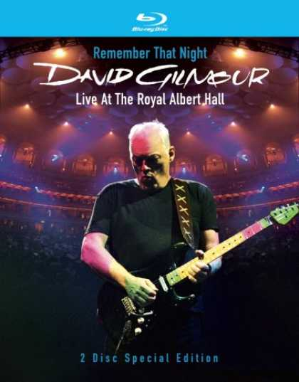 Bestselling Music (2008) - David Gilmour: Remember That Night - Live At The Royal Albert Hall [Blu-ray]