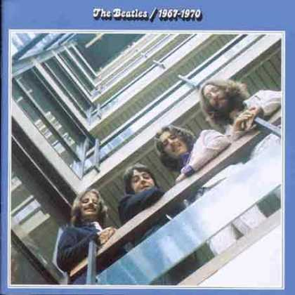Bestselling Music (2008) - 1967-1970 (The Blue Album) by The Beatles