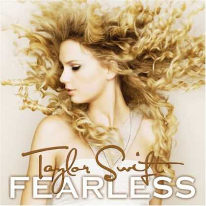 Bestselling Music (2008) - Fearless by Taylor Swift