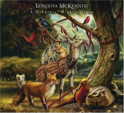 Bestselling Music (2008) - A Midwinter Night's Dream by Loreena McKennitt