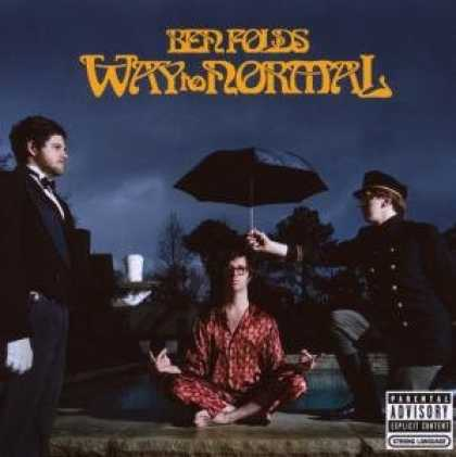 Bestselling Music (2008) - Way to Normal by Ben Folds