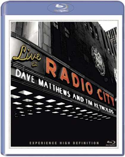 Bestselling Music (2008) - Dave Matthews & Tim Reynolds: Live at Radio City Music Hall [Blu-ray]