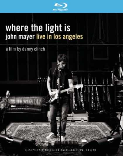 Bestselling Music (2008) - John Mayer: Where the Light Is - Live in Los Angeles [Blu-ray]