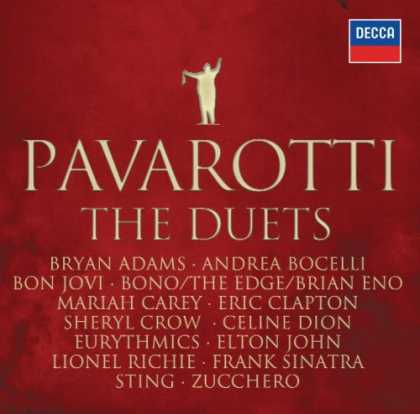 Bestselling Music (2008) - The Duets by Luciano Pavarotti