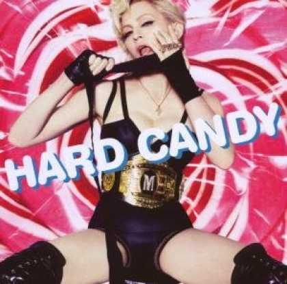 Bestselling Music (2008) - Hard Candy by Madonna