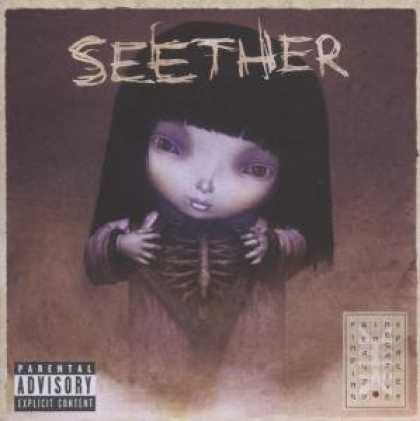 Bestselling Music (2008) - Finding Beauty in Negative Spaces by Seether