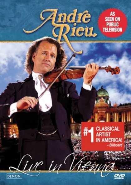 Bestselling Music (2008) - Andre Rieu: Live in Vienna