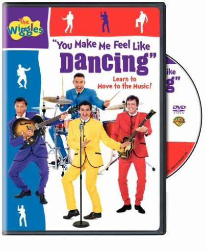 Bestselling Music (2008) - The Wiggles: You Make Me Feel Like Dancing