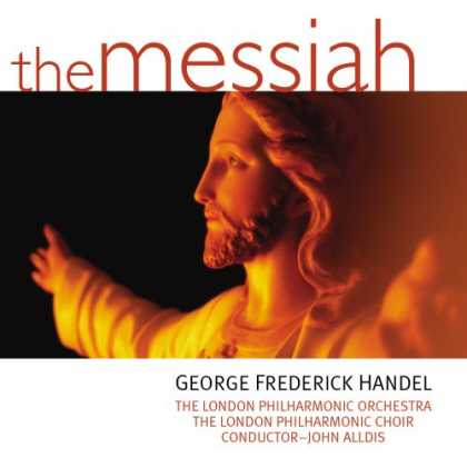 Bestselling Music (2008) - Messiah (George Frederick Handel) London Philharmonic Orchestra by Handel