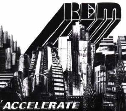 Bestselling Music (2008) - Accelerate by R.E.M.