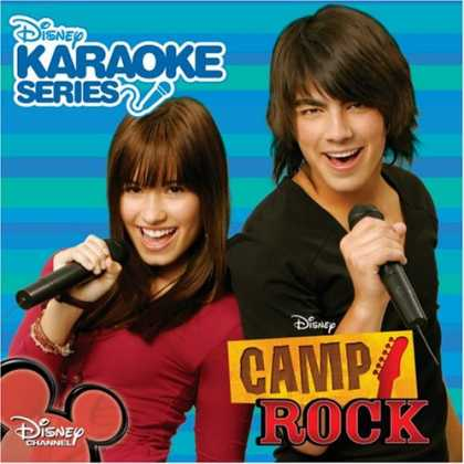 Bestselling Music (2008) - Disney Karaoke Series: Camp Rock by Camp Rock