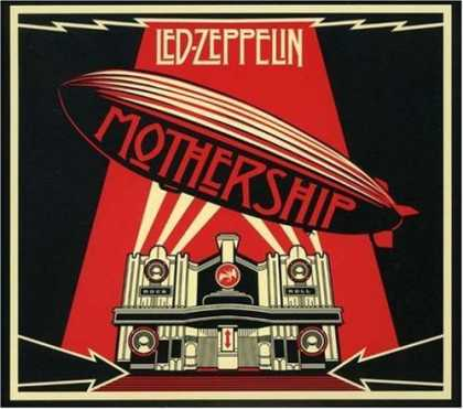 Bestselling Music (2008) - Mothership 2CD/1DVD by Led Zeppelin
