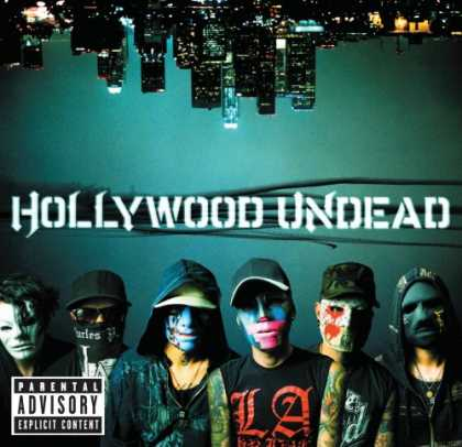 Bestselling Music (2008) - Swan Songs by Hollywood Undead