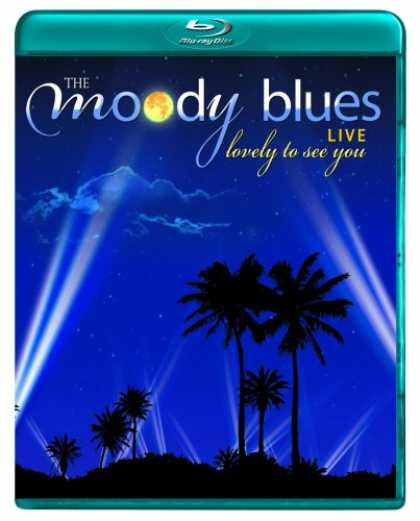 Bestselling Music (2008) - The Moody Blues: Lovely to See You - Live [Blu-ray]