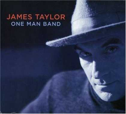 Bestselling Music (2008) - One Man Band [CD + DVD] by James Taylor