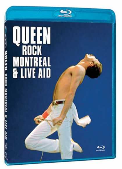 Bestselling Music (2008) - Queen: Rock Montreal & Live Aid [Blu-ray]