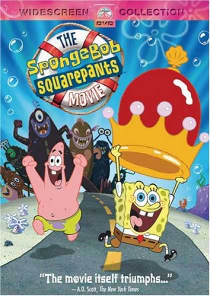Bestselling Music (2008) - The SpongeBob SquarePants Movie (Widescreen Edition)