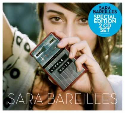 Bestselling Music (2008) - Little Voice (2 CD Set) by Sara Barielles