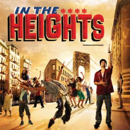 Bestselling Music (2008) - In The Heights by In The Heights-Original Broadway Cast Recording