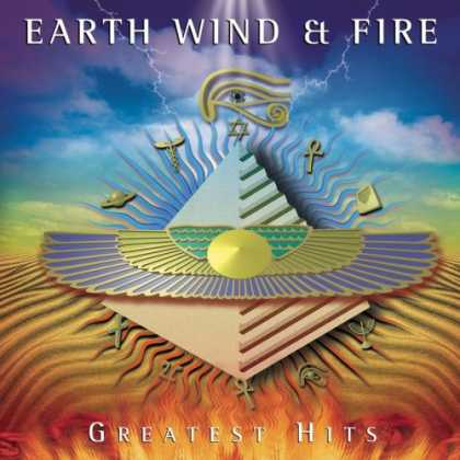 Bestselling Music (2008) - Earth Wind & Fire: Greatest Hits