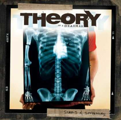 Bestselling Music (2008) - Scars and Souvenirs by Theory of a Deadman