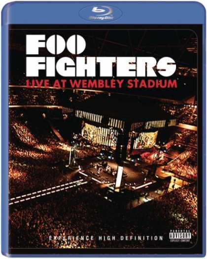 Bestselling Music (2008) - Foo Fighters - Live At Wembley Stadium [Blu-ray]