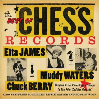 Bestselling Music (2008) - Best Of Chess: Original Versions Of Songs in Cadillac Records by Various Artists