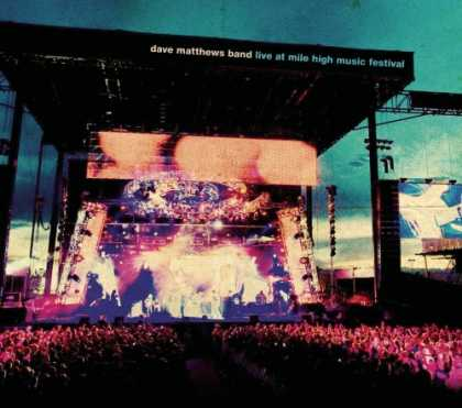 Bestselling Music (2008) - Live At Mile High Music Festival by Dave Matthews