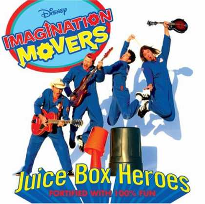 Bestselling Music (2008) - Juice Box Heroes by Imagination Movers