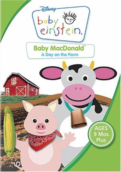 Bestselling Music (2008) - Baby Einstein - Baby MacDonald - A Day on the Farm
