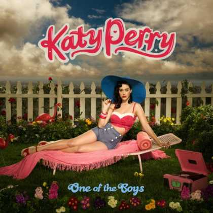Bestselling Music (2008) - One of the Boys by Katy Perry