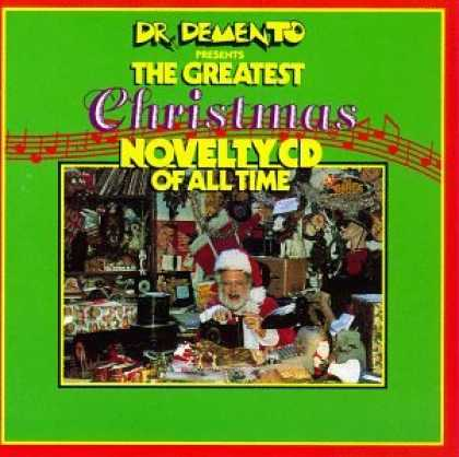 Bestselling Music (2008) - Dr. Demento Presents: Greatest Christmas Novelty CD